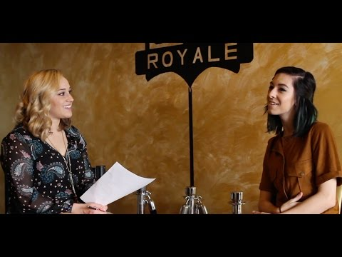 Christina Grimmie's Last TV Interview FULL