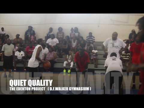 1st Quiet Quality Basketball Tournament Highlights [ Edenton NC ]