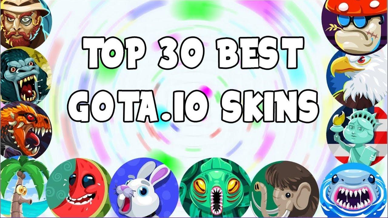 Gota Io Skin Gallery
