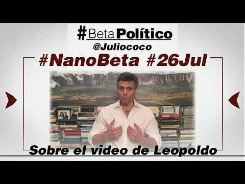 #NanoBeta Madrugada #26jul