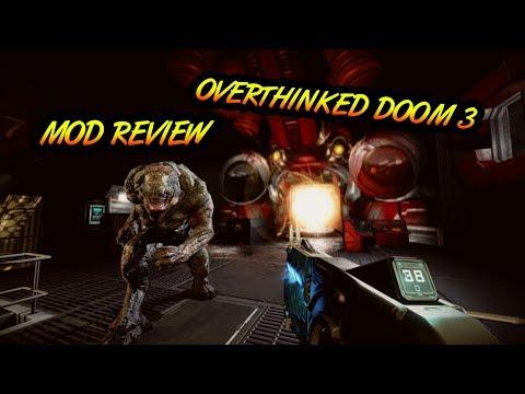 (MOD REVIEW) Overthinked Doom 3