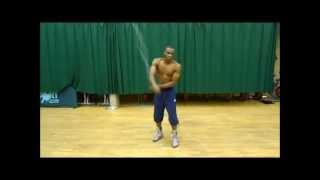 Workout - Freestyle Skipping / Jumping Rope Exercises With Ultra Boxer 3min Cardio Session