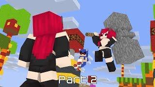 SON C PARKOUR CHALLENGE PART 2  Minecraft Animation Monster School