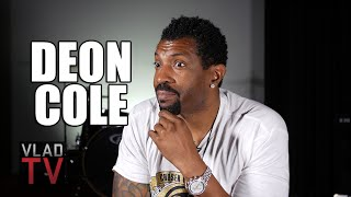 Deon Cole on Writing for Conan, Black Comedy vs White Comedy