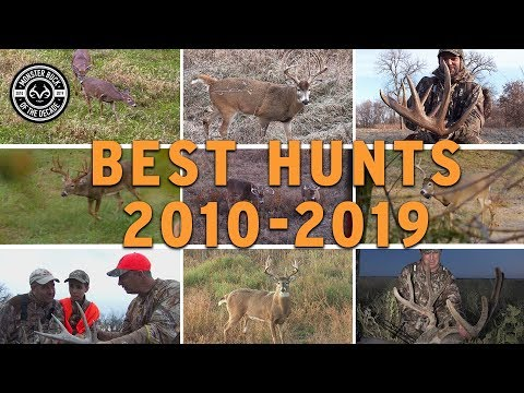 Best Deer Hunts From 2010-2019 | Monster Bucks Of The Decade