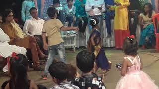 Society dance himesh and sakshi