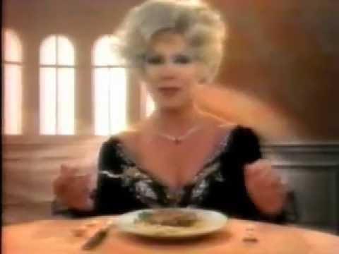 Weight Watchers ad with Lynn Redgrave from 1986