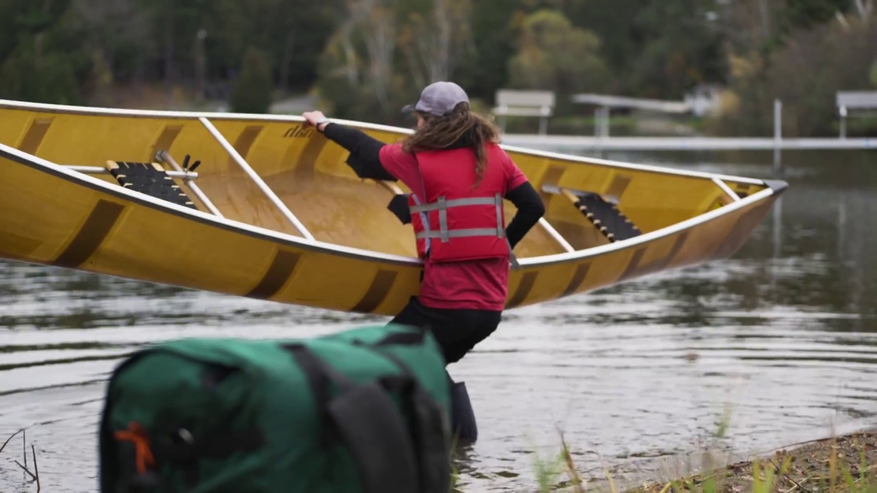 How to Care for a Kevlar Canoe