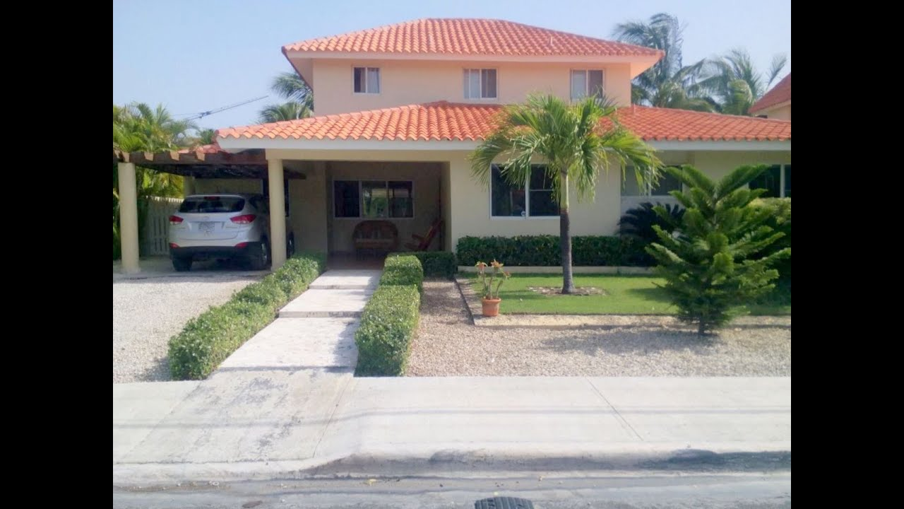 Casa Villa De Venta En Punta Cana Rep Blica Dominicana