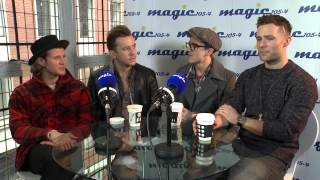 McFly answer YOUR questions