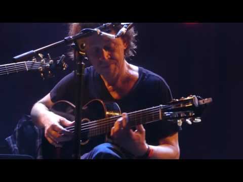 Dominic Miller Fragile Studio de l'Ermitage Paris 14/04/2017