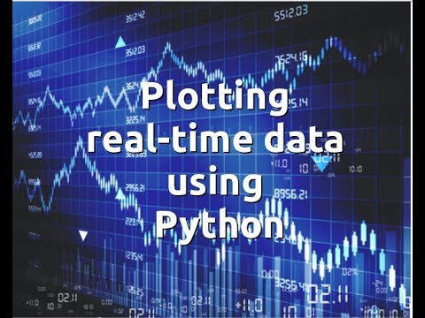 Plotting real-time data using Python