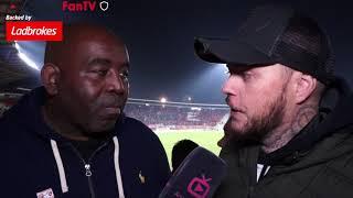 Red Star Belgrade 0 Arsenal 1   David Is A Legend, Get Well Soon! (Ft DT)