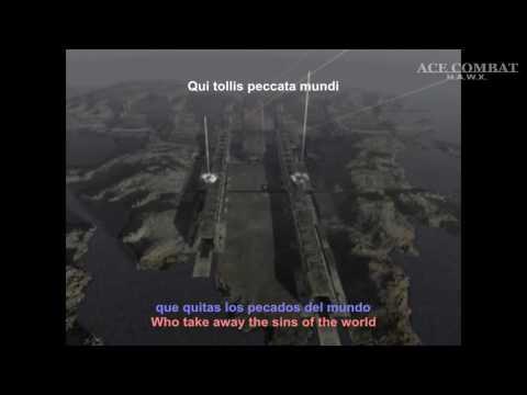 Ace Combat 4 Ost - Rex Tremendae + Megalith Agnus Dei (sub eng/esp)