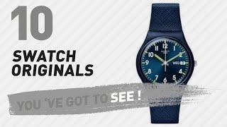 Top 10 Swatch Originals // New & Popular 2017