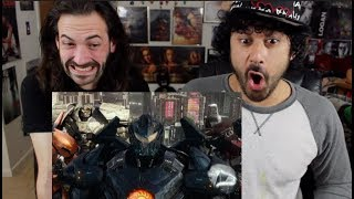 PACIFIC RIM: UPRISING TRAILER #1 (NYCC) - REACTION & REVIEW!!!