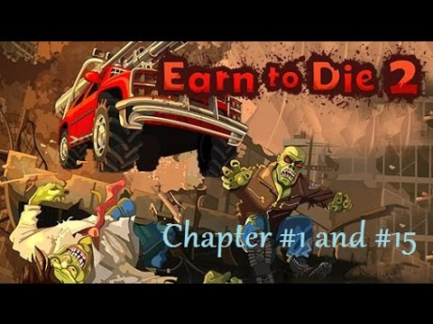 Earn to Die 2 Android Gameplay Day#1 #15