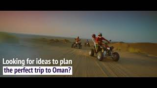 Experience  Oman | Visit our new website today!