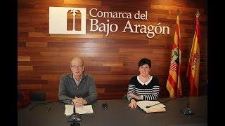 Presentación presupuestos Comarca Bajo Aragón 2018 thumbnail