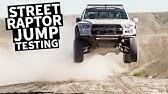 Ken Block&#39s Ford Raptor Gets Dialed in for Jumps!