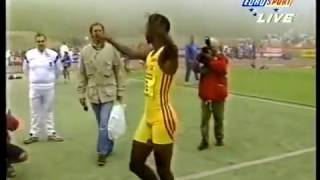 Iván Pedroso  8.96 Long Jump World Record (QUESTIONABLE)