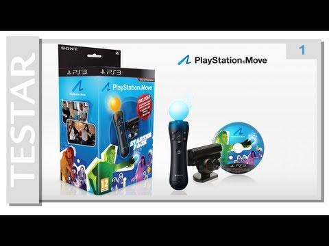 Testar Playstation Move! (Swedish)