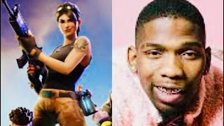 Blocboy JB SUE FORTNITE For Stealing His Dance Without Permission