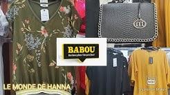 BABOU ARRIVAGE 17-05 COLLECTION FEMME ET SACS