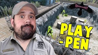 Zombie Playground | Ravenhearst 3 | 7 Days To Die Alpha 16 Multiplayer Gameplay PC | S2 E10