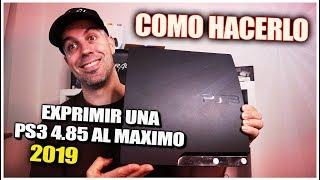 LLevar una PS3 4.85 al siguiente NIVEL PASO A PASO 2019
