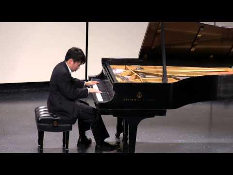 Chopin Andante Spianato and Grande Polonaise Brillante, Op. 22 GEORGE LI