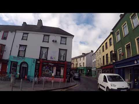 Ireland Kilkenny City center, Gopro / Irlande Kilkenny Centre ville, Gopro