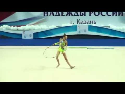 Надежды России, Казань, 01.12.14, Бакшеева Екатерина