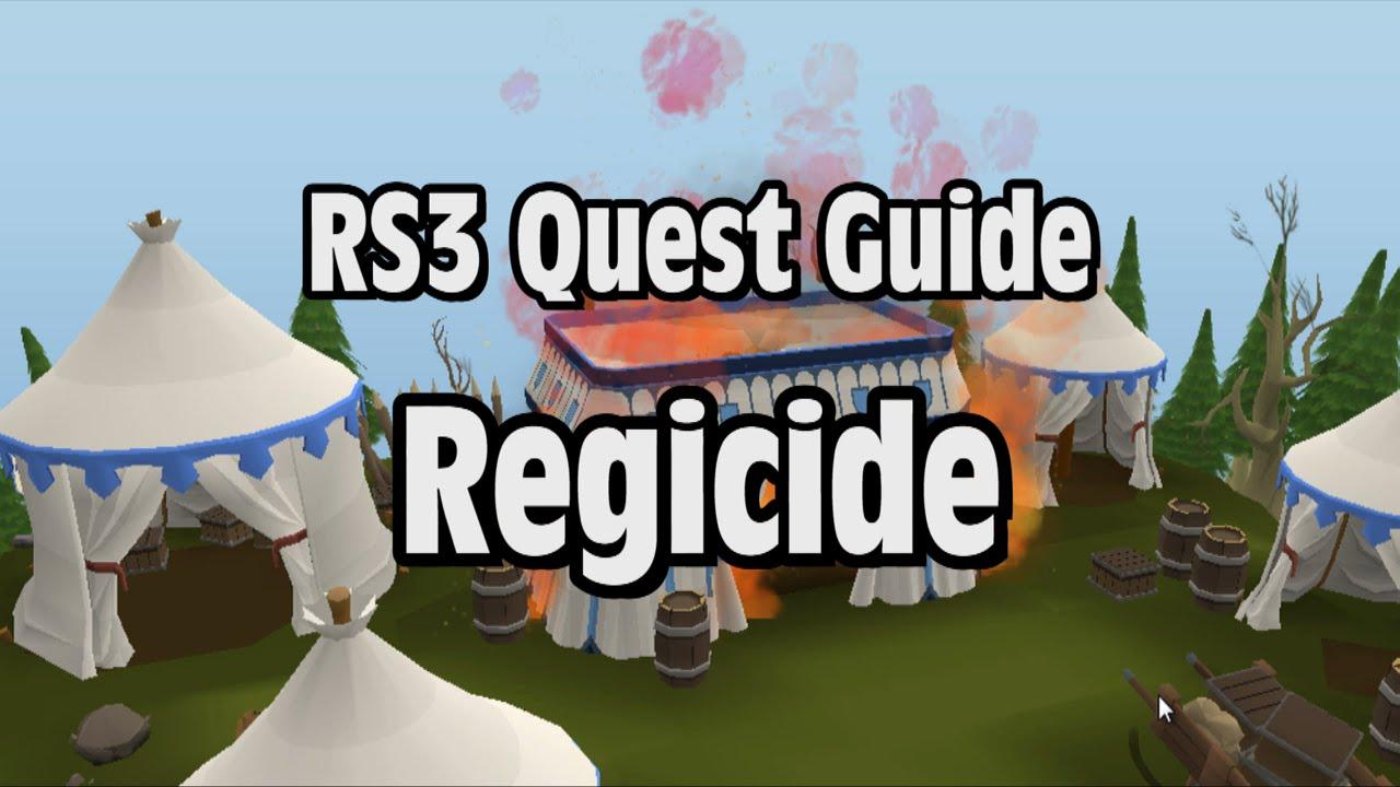Regicide - RuneScape Guide - RuneHQ