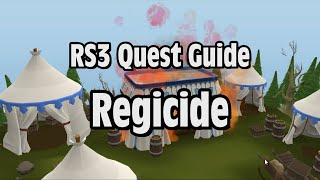 RS3: Regicide Quest Guide - RuneScape