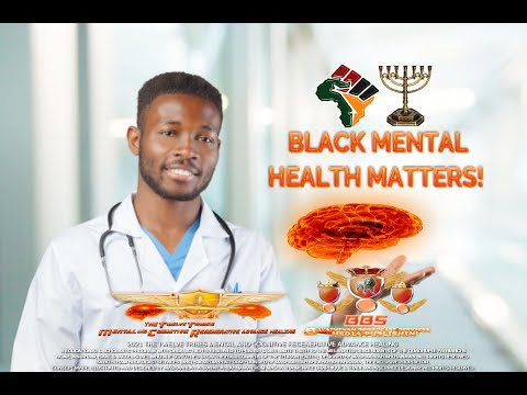 JOIN & SUBSCRIBE TO MY NEW CHANNEL DEALING WITH BLACK MENTAL HEALTH AMONG THE TWELVE TRIBES OF J