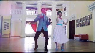 Стиляги (свадебный клип)