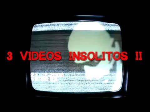 3 videos más insólitos II