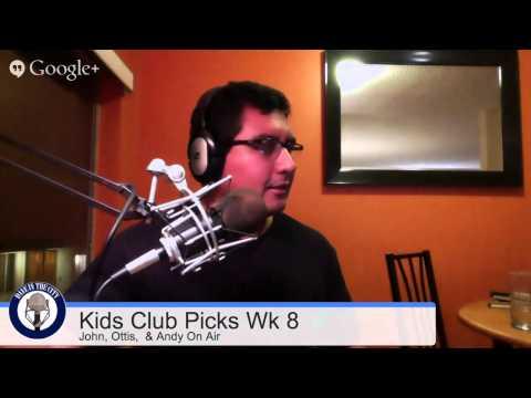 Royals/Giants World Series; Kids Club Picks; NCAA; NFL; Random Q's (10-22-14)