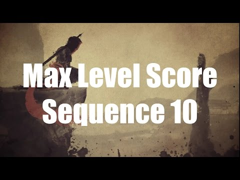 Assassin's Creed Chronicles: China - Sequence 10 - Maximum Level Score Walkthrough [Normal] |