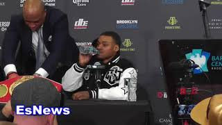 P4P King Errol Spence Jr Can Box And Can Brawl EsNews Boxing