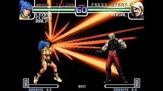 [TAS] The King Of Fighters 2002 - Random Team