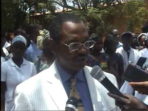 2009 Fistula Day in Guinea (in French) / Fistula Care / EngenderHealth