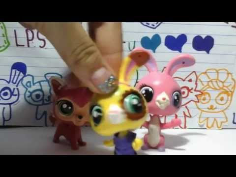 LPS Stripes Reddy and Bunny Ross Review!!