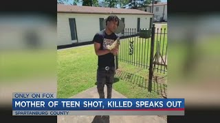 Gambar cover Spartanburg Co. mom wants answers about son's unsolved homicide