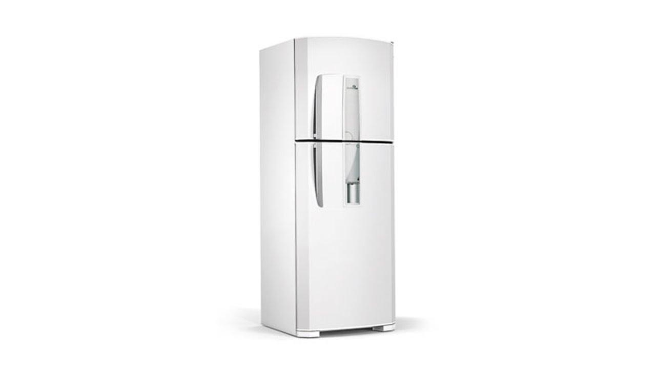5d003c8b7 Geladeira - Refrigerador Cycle Defrost 467 Litros Duplex - 2 Portas com  Dispenser de Água