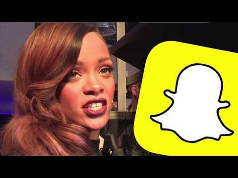 Rihanna's RANT Causes Snapchat To Lose 800 Million Dollars Overnight!