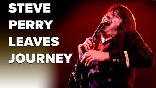 Steve Perry Leaves Journey | This Week in Music History