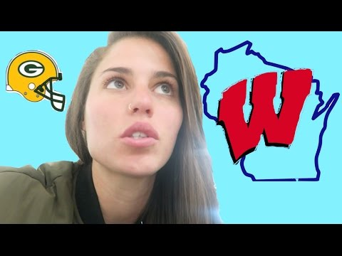 WHY AM I IN WISCONSIN???