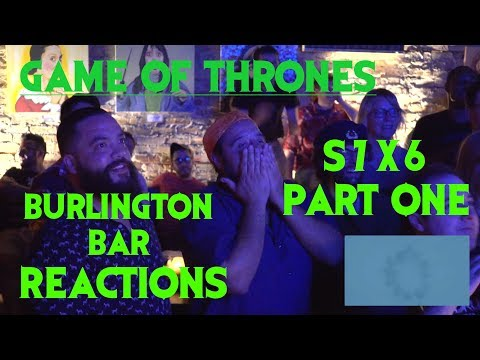 GAME OF THRONES Reactions at Burlington Bar /// 7x6 PART ONE \\\